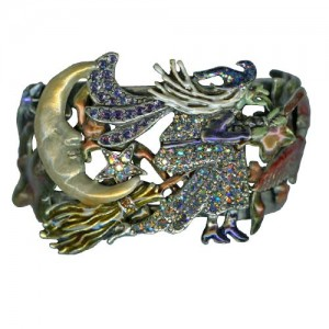 Kirks Folly Season of the Witch cuff bracelet